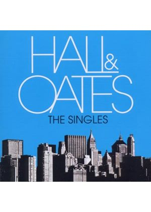 Hall & Oates - The Singles (Music CD)