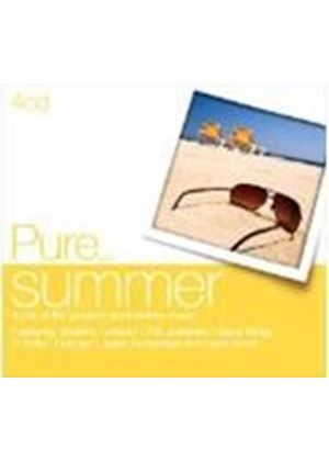 Various Artists - Pure... Summer (Music CD)