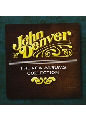 John Denver - Complete RCA Albums Collection (25 Disc Box Set) (Music CD)
