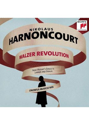 Walzer Revolution (Music CD)