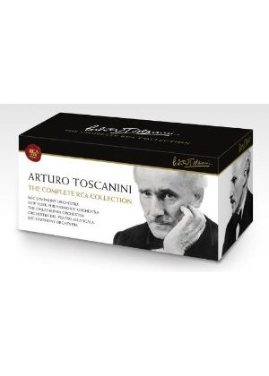 Arturo Toscanini - Complete RCA Collection (Music CD)