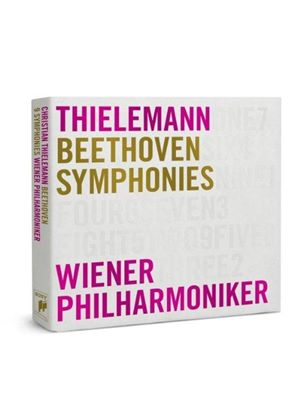 Beethoven: The Symphonies (Music CD)