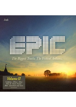 Various Artists - Epic (The Biggest Tracks) (Music CD)