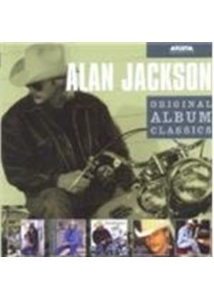 Alan Jackson - Original Album Classics (Music CD)
