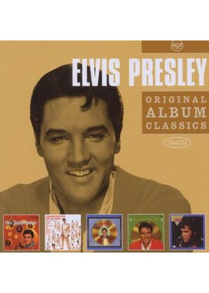 Elvis Presley - Original Album Classics (Music CD)