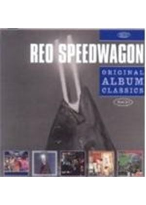 REO Speedwagon - Original Album Classics (Music CD)