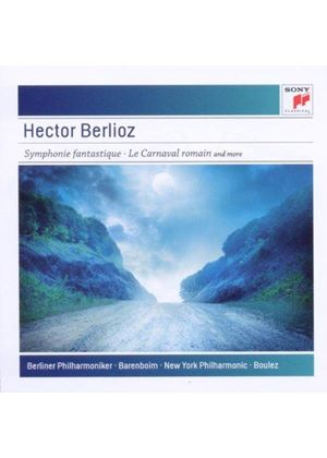 Hector Berlioz: Symphonie Fantastique; Le Carnaval Romain; Etc. (Music CD)