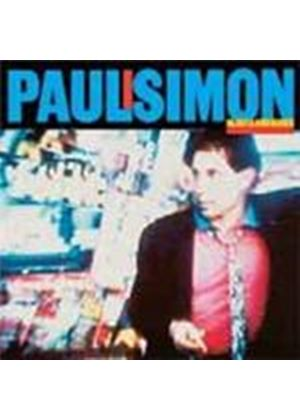 Paul Simon - Hearts and Bones (Music CD)
