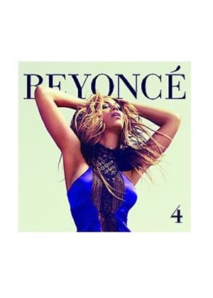 Beyonce - 4 (Deluxe Edition) (Music CD)