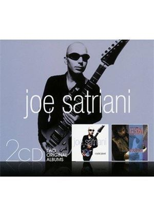 Joe Satriani - Crystal Planet/Not of This Earth (Music CD)