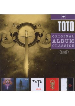 Toto - Original Album Classics (Music CD)