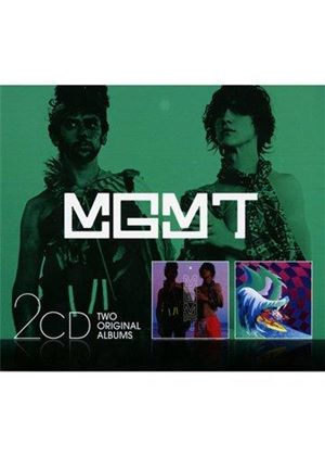 MGMT - Oracular Spectacular/Congratulations (Music CD)