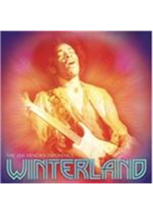 Jimi Hendrix - Winterland (Live Recording) (Music CD)