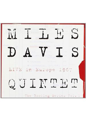 Miles Davis - Live in Europe 1967 (The Bootleg Series, Vol. 1/Live Recording/+DVD)