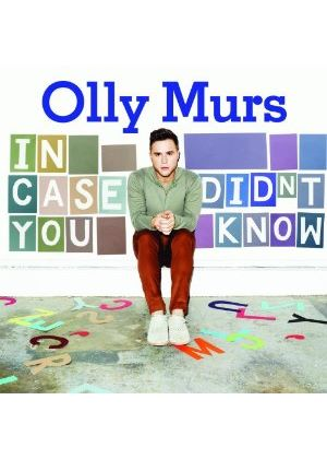 Olly Murs - In Case You Didn't Know (Music CD)