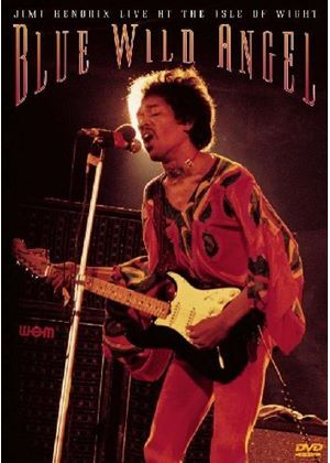Jimi Hendrix - Blue Wild Angel (Live at the Isle of Wight [DVD]/Live Recording/+DVD)