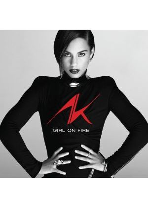 Alicia Keys - Girl on Fire (Music CD)