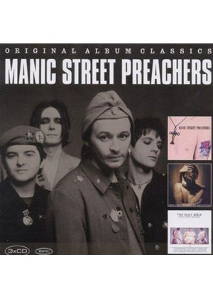 Manic Street Preachers - Original Album Classics (Music CD)