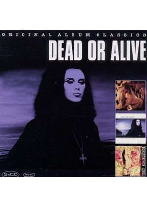 Dead or Alive - Original Album Classics (Music CD)