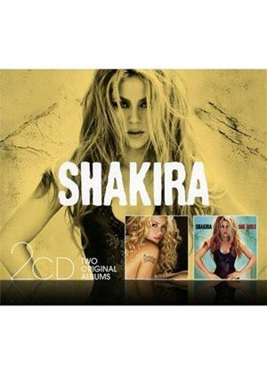 Shakira - Laundry Service/She Wolf (Music CD)