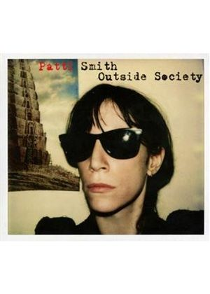 Patti Smith - Outside Society (Music CD)