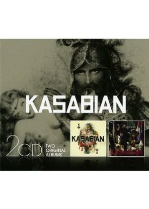 Kasabian - Empire/West Ryder Pauper Lunatic Asylum (Music CD)