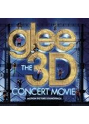 Glee Cast - Glee The 3D Concert Movie (Motion Picture Soundtrack) (Music CD)