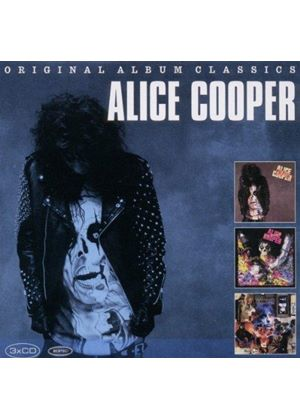 Alice Cooper - Original Album Classics (Music CD)