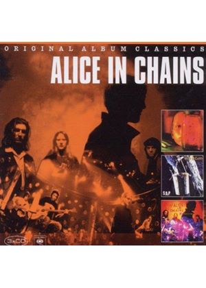 Alice in Chains - Original Album Classics (Music CD)