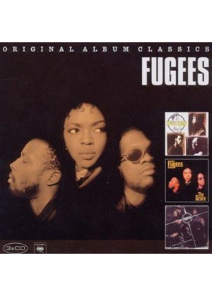 Fugees (The) - Original Album Classics (Music CD)