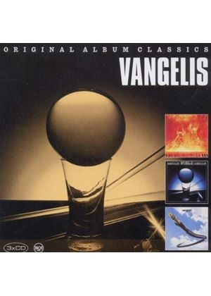Vangelis - Original Album Classics (Music CD)