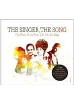 Various Artists - The Singer, The Song (Music CD)