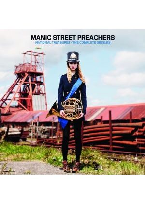 Manic Street Preachers - National Treasures - The Complete Singles (Deluxe Edition) (Music CD)