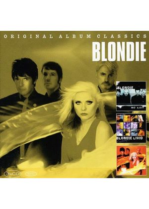 Blondie - Original Album Classics (Music CD)
