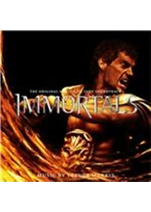 Trevor Morris - Immortals (Original Soundtrack) (Music CD)
