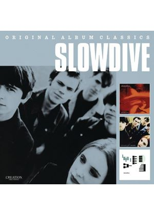 Slowdive - Original Album Classics (Music CD)