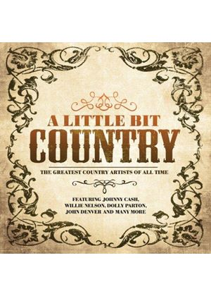 Various Artists - Little Bit Country (Music CD)