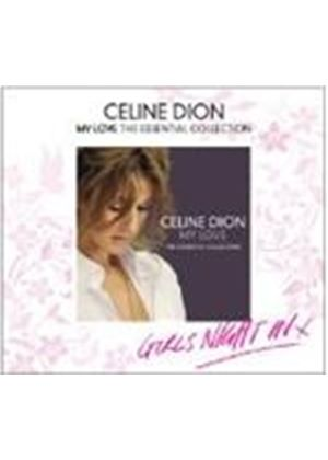 Celine Dion - My Love (Essential Collection) (Music CD)