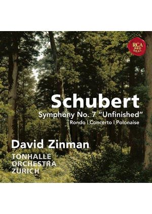 "Schubert: Symphony No. 7 ""Unfinished"" (Music CD)"