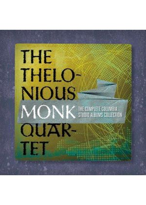 Thelonious Monk - Complete Thelonious Monk Quartet Columbia Studio Recordings (Music CD)