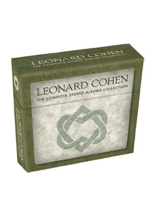 Leonard Cohen - Complete Studio Albums Collection (11 Disc Box Set) (Music CD)