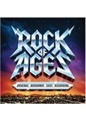 Original Cast Recording - Rock of Ages [Original Broadway Cast Recording] (Music CD)