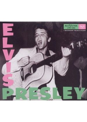 Elvis Presley - Elvis Presley [1956] (Music CD)