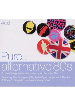 Various Artists - Pure... Alternative 80s (Music CD)