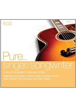 Various Artists - Pure... Singer Songwriters (Music CD)