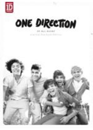 One Direction - Up All Night Limited Yearbook Edition (Music CD)