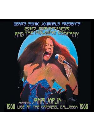 Big Brother & The Holding Company - Live at the Carousel Ballroom 1968 (Live Recording) (Music CD)