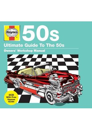Various Artists - Haynes Ultimate Guide to the 50s (Music CD)