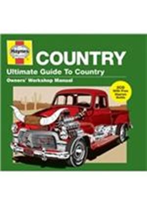 Various Artists - Haynes Ultimate Guide to Country (Music CD)