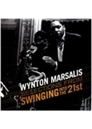 Wynton Marsalis - Selections from Swingin' into the 21st (Music CD)